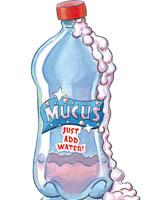 Orkambi Mucus Bottle