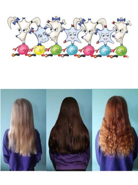Hair Colour Variation