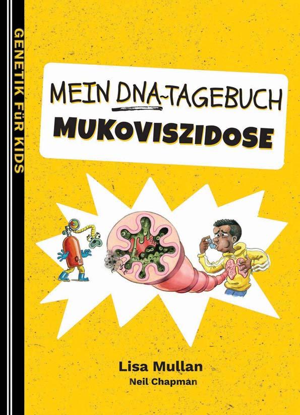 Dinky Amigos CoverMukoviszidose